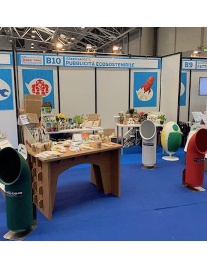 iGreenGadgets auf der Messe Maker Faire 2019